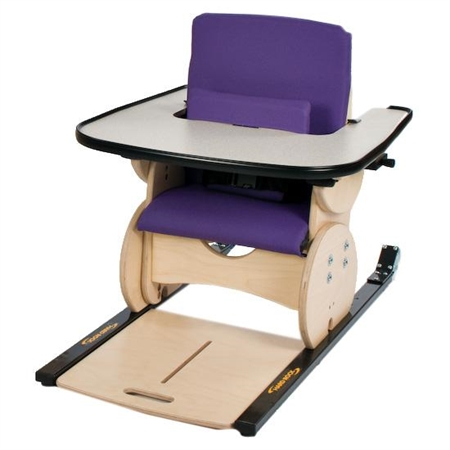 SMIRTHWAITE Hard Rock Chair - Size 2 - Kids Special Needs Classroom Chairs