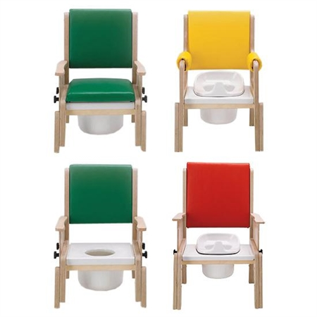 Dura Glidet Bath Commode System Kids Special Needs