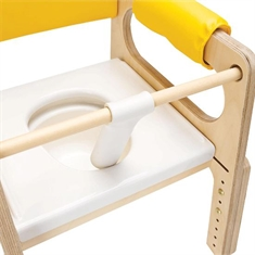 Smirthwaite Handrail for COMBI Toileting Chair