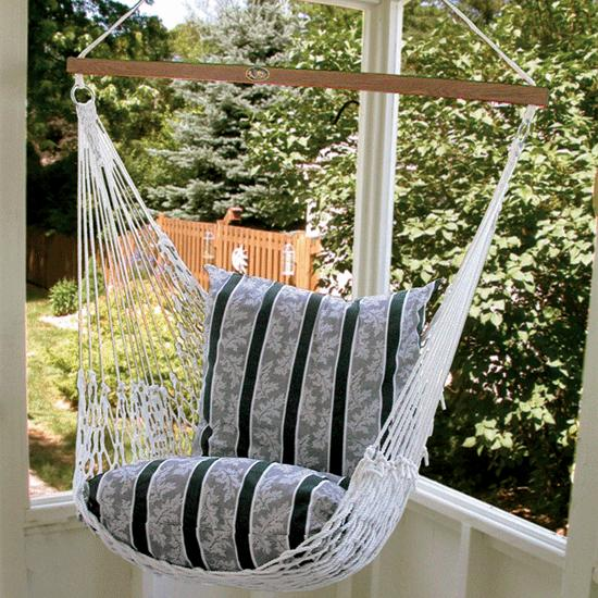 Therapy Hammock Chair - Cushions Only - Thumbnail 1 - Therapy Hammock Chair - Cushions Only FlagHouse