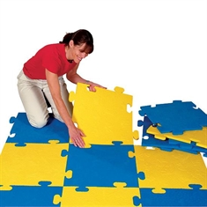PAVIPLAY® Floor Mat - 10' x 10' Area Kits - 10mm