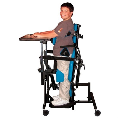 SYMMETRY Solid - Seat Standing & Positioning System - Youth - Kids Special Needs Standers