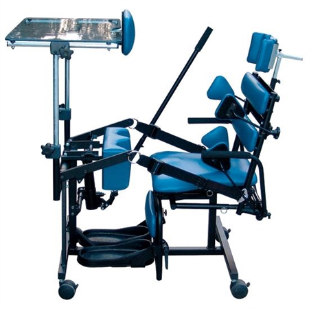 SYMMETRY Solid - Seat Standing & Positioning System - Lateral Supports Accessory - Special Needs Standers
