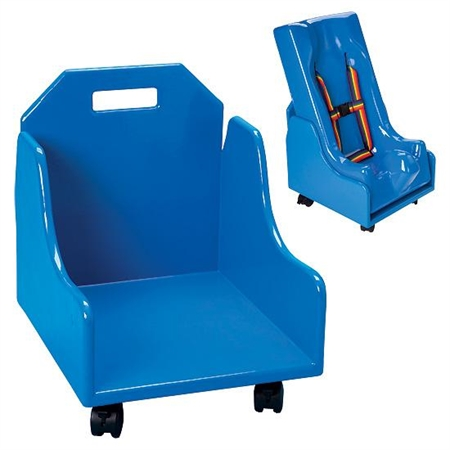 Chair Mobile Base - Kids Special Needs Feeders And Floor Sitters