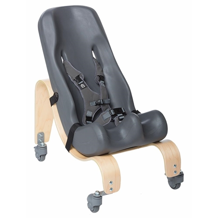 SPECIAL TOMATO™  Soft-Touch Sitter with Mobile Tilt Wedge Kit - Size 2