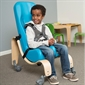 SPECIAL TOMATO™  Soft-Touch Sitter with Mobile Tilt Wedge Kit - Size 3 - Thumbnail 3