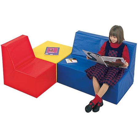 School - Age Play Seating - Kids Special Needs Soft Seating