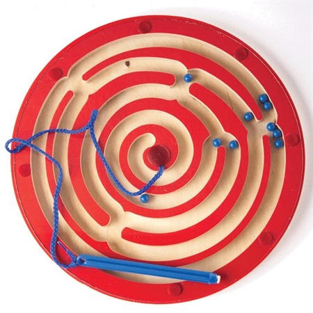 Magnetic Circle Express Maze - Kids Special Needs Manipulatives