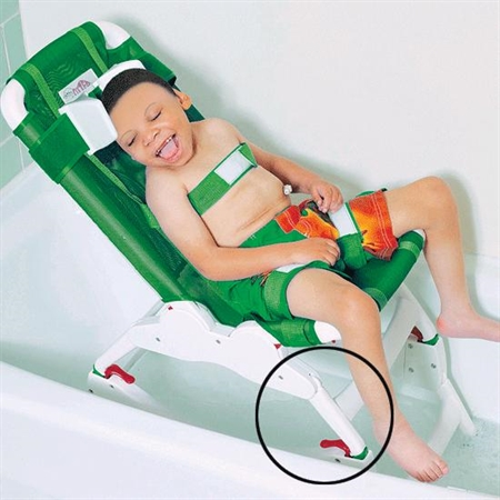 Otter Bath Chair - Tub Stand - Kids Special Needs Bathing Aids