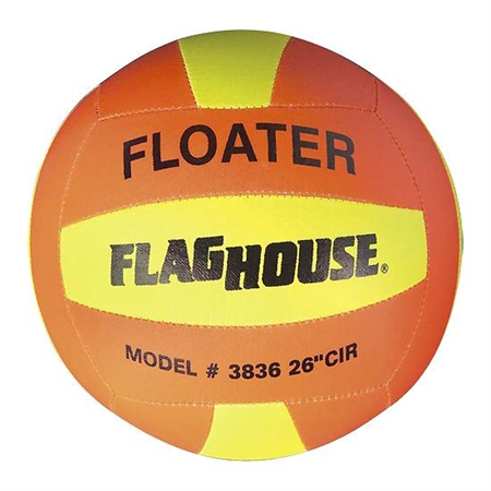 FLAGHOUSE Superlight Floater Volleyball - 8'