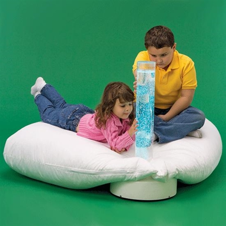 Bubble Tube Cuddle Cushion