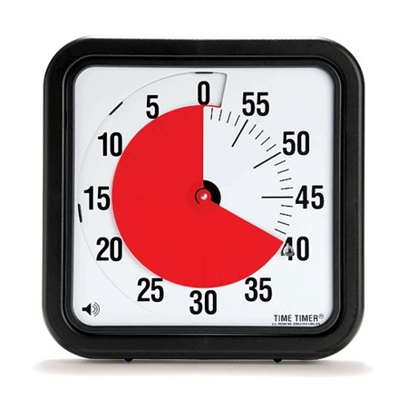 Audible Time Timer - 8'