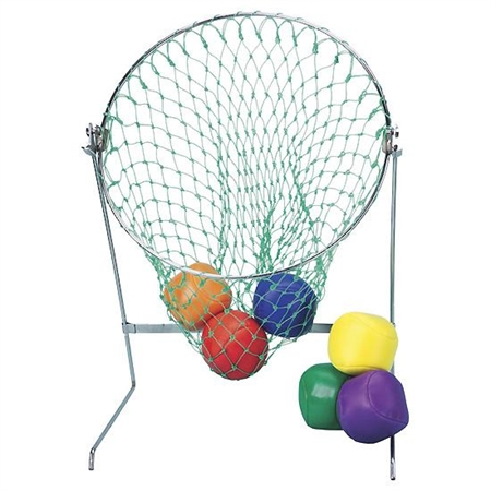 FLYING COLORS� Bean Ball Toss Set - Kids Special Needs Toss And Target Games