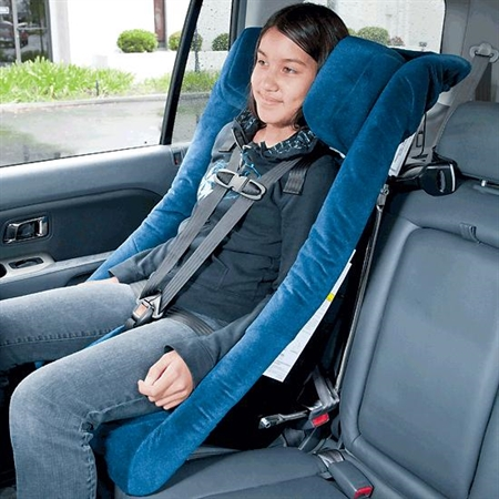 therapedict vehicle restraint system positioning car seat adolescent kids special needs car seats. Black Bedroom Furniture Sets. Home Design Ideas