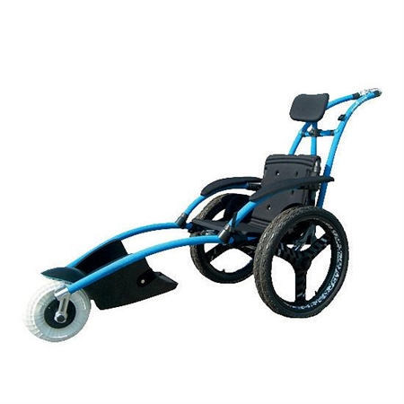 Hippocampe All Terrain - Special Needs Therapy Bikes And Trikes