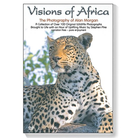 Visions of Africa DVD - Special Needs Visual Effects Equipment