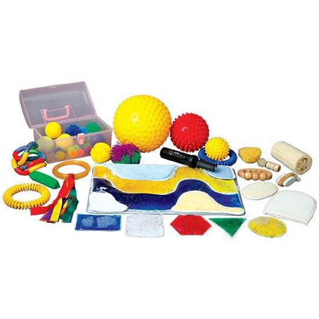 Tactile Solutions Box - Kids Special Needs Tactile Sensory Balls
