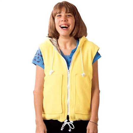 SensoryCritters Weighted Hoodies - Girls - Kids Special Needs Sensory Integration Weighted Vests