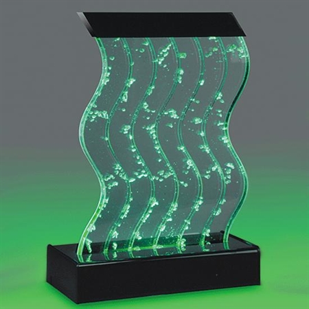LED Wave Panel - Kids Special Needs Bubble Tubes