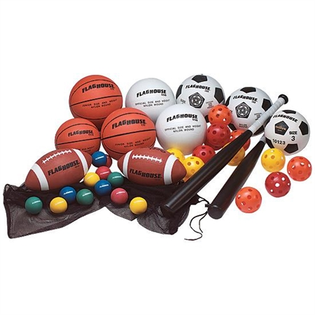 FLAGHOUSE Youth Sports Set