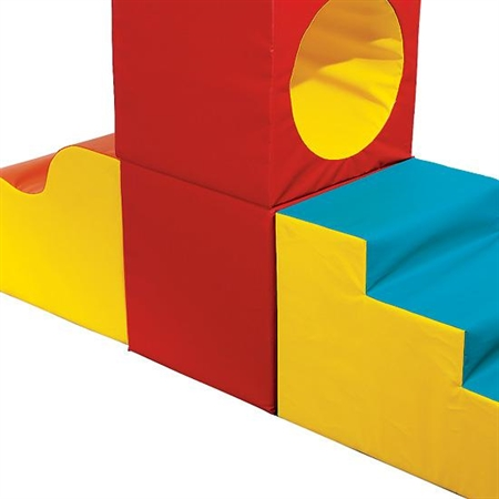 Low Platform - Kids Build Your Own Special Needs Soft Play Equipment