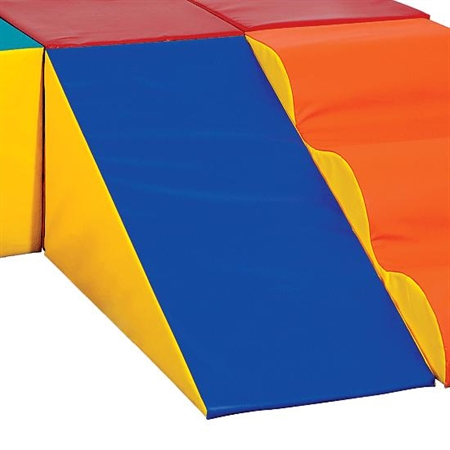 Low Wedge - Kids Build Your Own Special Needs Soft Play Equipment