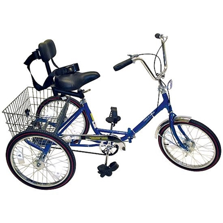 FLAGHOUSE Port - O - Trike - Kids Special Needs Adapted Ride Ons