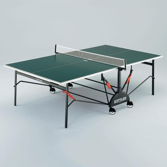Kettler nordkap roll a way playback table tennis - Table ping pong kettler outdoor ...