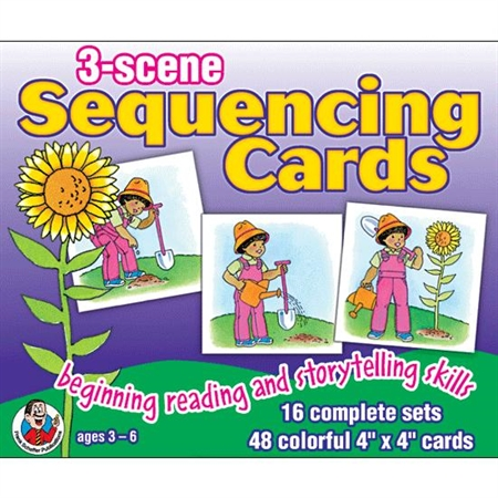 3 - Scene Sequencing Cards