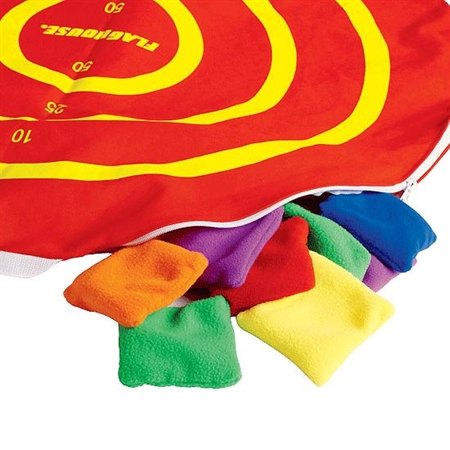 Double Target Beanbag Kit - Kids Special Needs Toss And Target Games