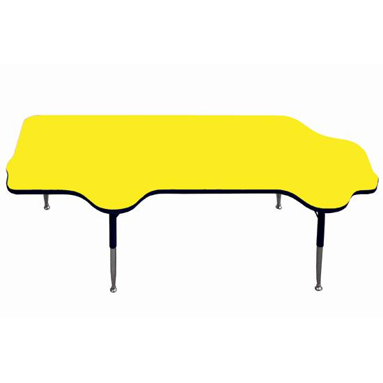 Transportables school bus flaghouse - School bus table and chair ...