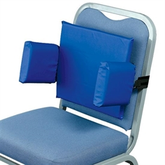 Adjustable Lateral Chair Support - Small