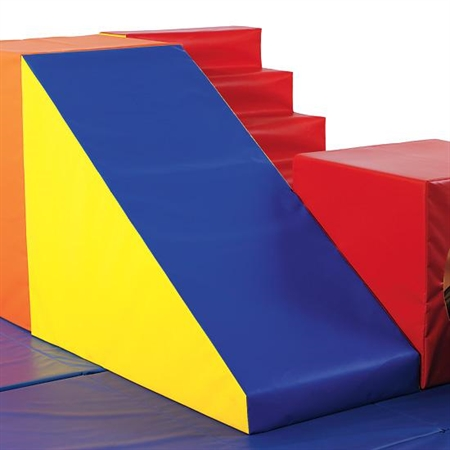 High Wedge - Kids Build Your Own Special Needs Soft Play Equipment
