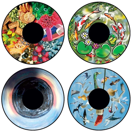 Interchangeable Effect Wheel Set - Kids Special Needs Projectors