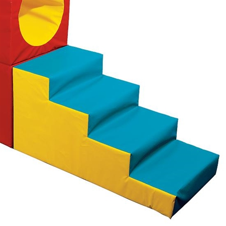 Low Steps - Kids Build Your Own Special Needs Soft Play Equipment
