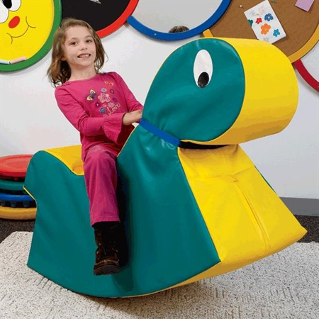 Rocky Ride - On - Kids Build Your Own Special Needs Soft Play Equipment