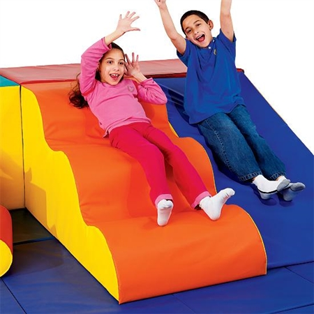 Waves - Kids Build Your Own Special Needs Soft Play Equipment