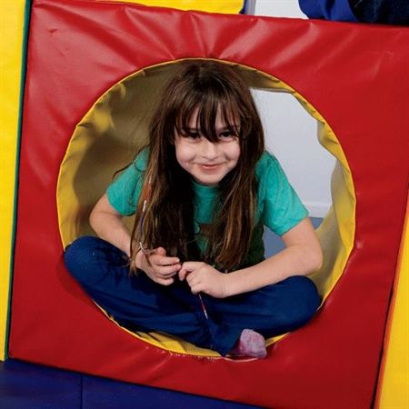 Cube - Kids Build Your Own Special Needs Soft Play Equipment