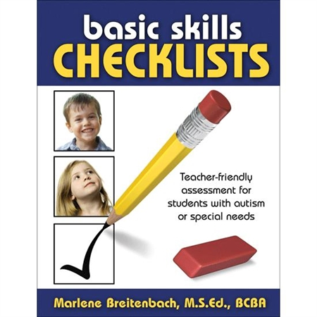 Basic Skills Check List - Kids Special Needs Teacher Resources