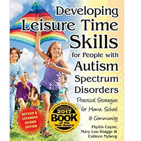 Developing Leisure Time Sills for Persons with Autism - Kids Special Needs Teacher Resources