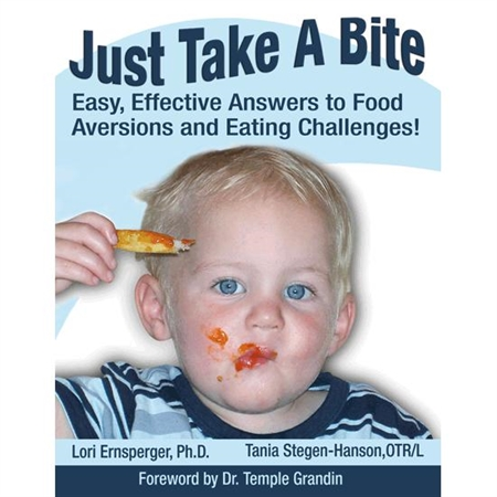 Just Take a Bite - Kids Special Needs Teacher Resources