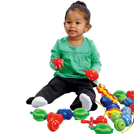Beads & Fishies Toddler Pack