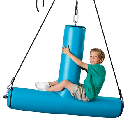 FLAGHOUSE Ultimate T Swing - Kids Special Needs Teacher Resources