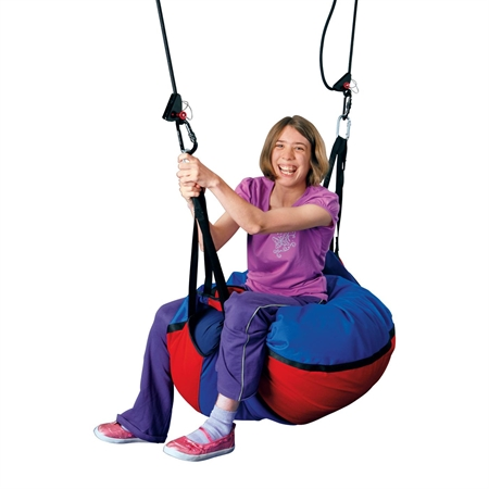 FLAGHOUSE Bubble Swing - Kids Special Needs Teacher Resources