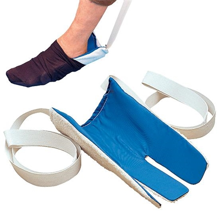 Deluxe Flexible Sock Aid Kids Special Needs Dressing Aids