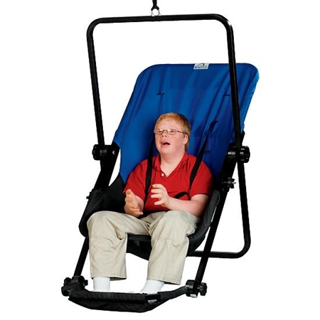 FLAGHOUSE Adjustable Angle Swing - Kids Special Needs Sensory Integration Swings