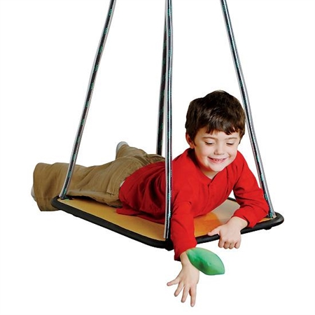 TheraGym Rectangle Platform Swing FlagHouse