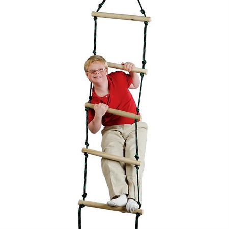 Rope Ladder for FlagHouse Climb N Move Gym