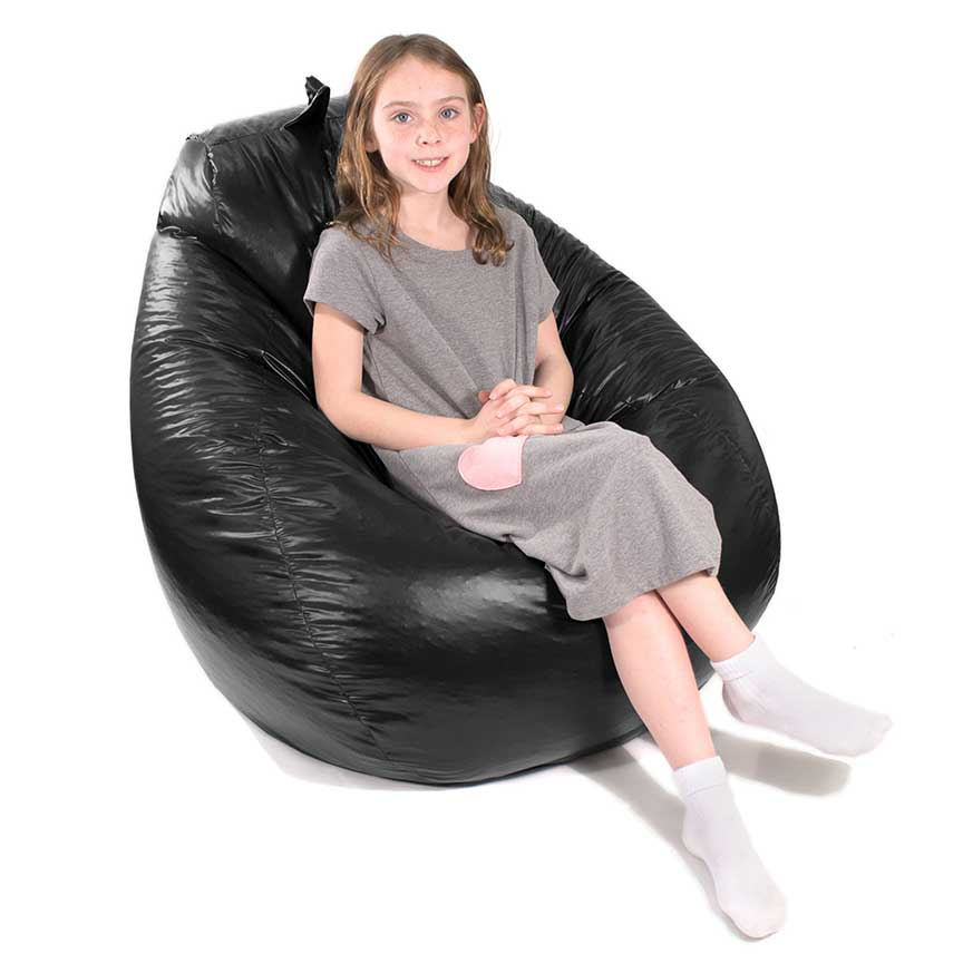 teardrop beanbag chair  flaghouse - teardrop beanbag chair  thumbnail