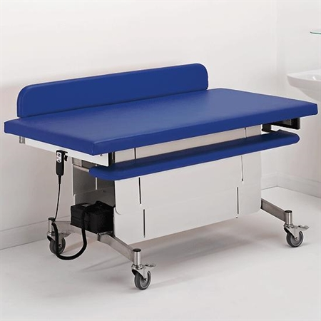 SMIRTHWAITE Mobi-Changer Mobile Bench - Bariatric - Special Needs Toileting